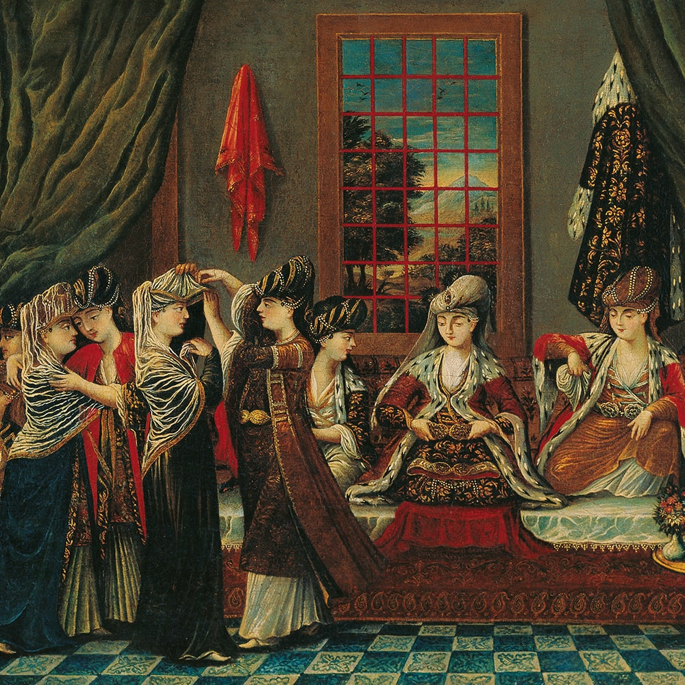 The Day after the Wedding: The Feast of Trotters