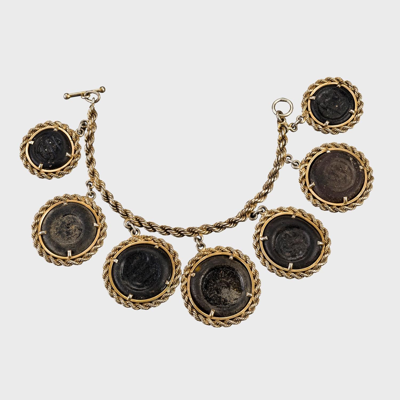 Bracelet Made of Sanjas