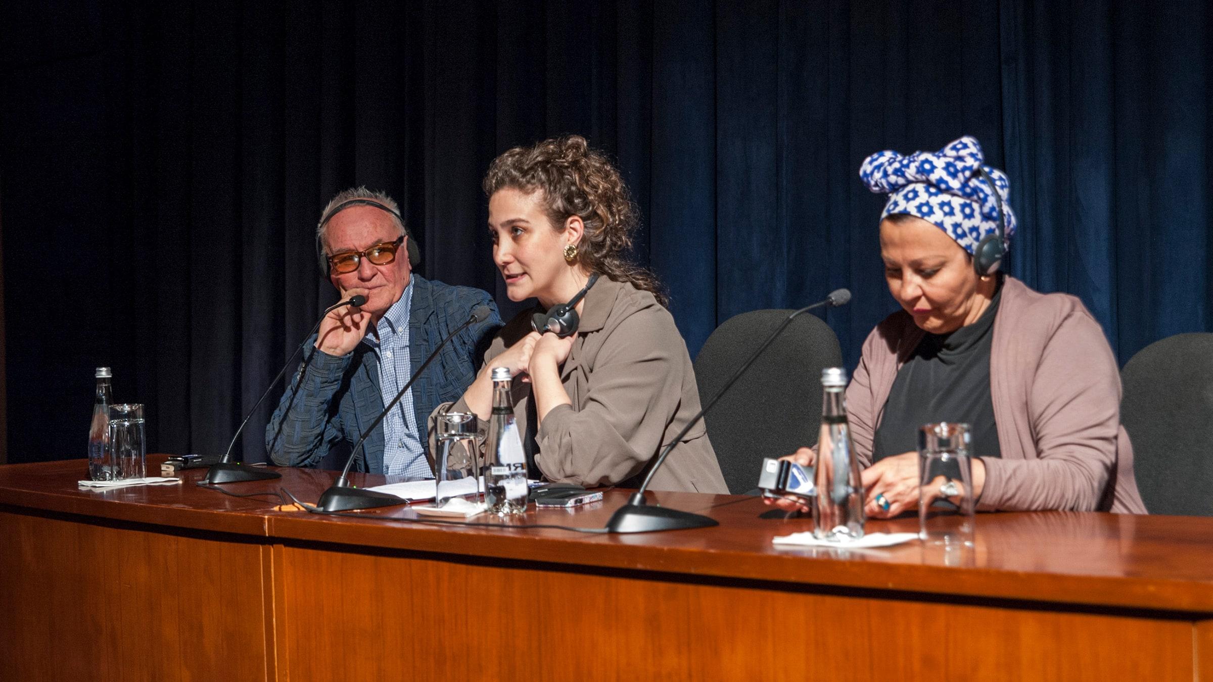 Director Ali Hamroyev in Conversation