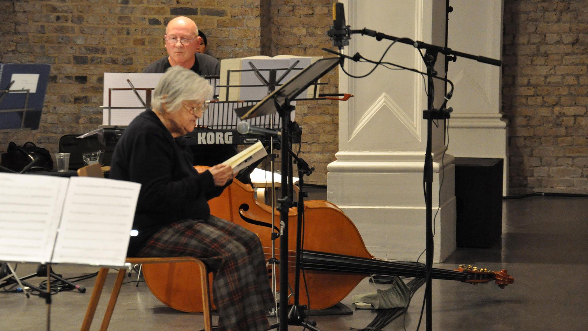Etel Adnan: Writing for Music <br> Gavin Bryars, Serhan Ada