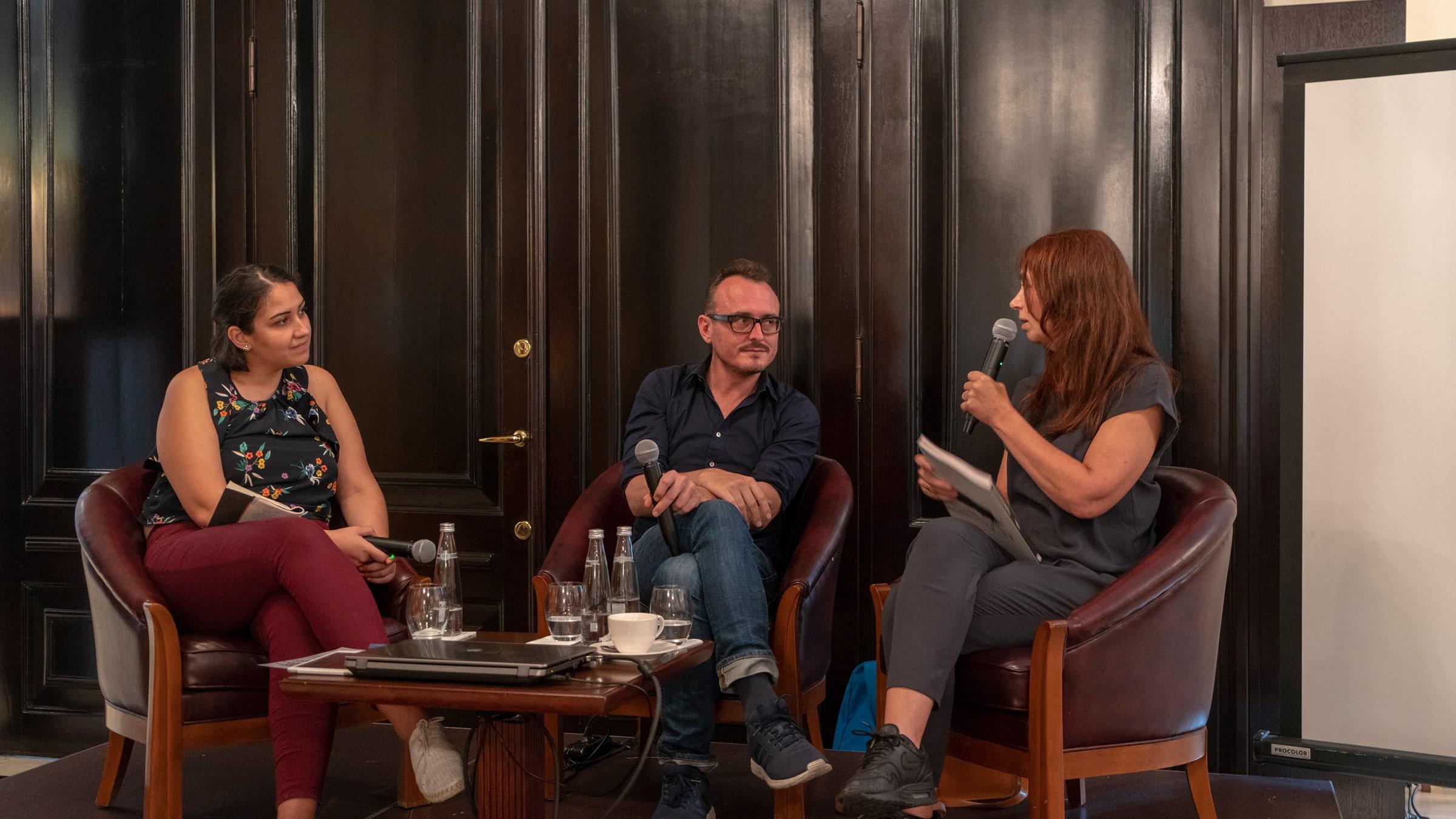 Designer Conversations <br> Marc Henning