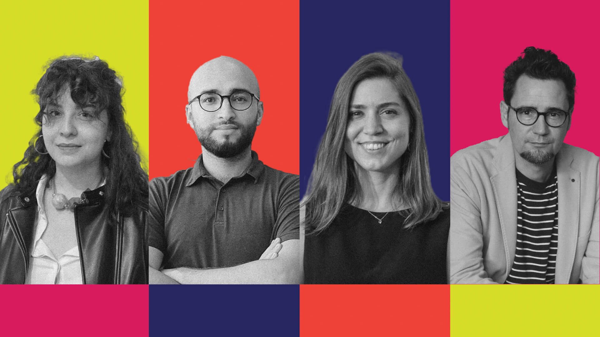 A Young Perspective on Arts and Cultural Management <br> Esra Özkan, Halil Yıldırır, Eda Göknar, Marcus Graf