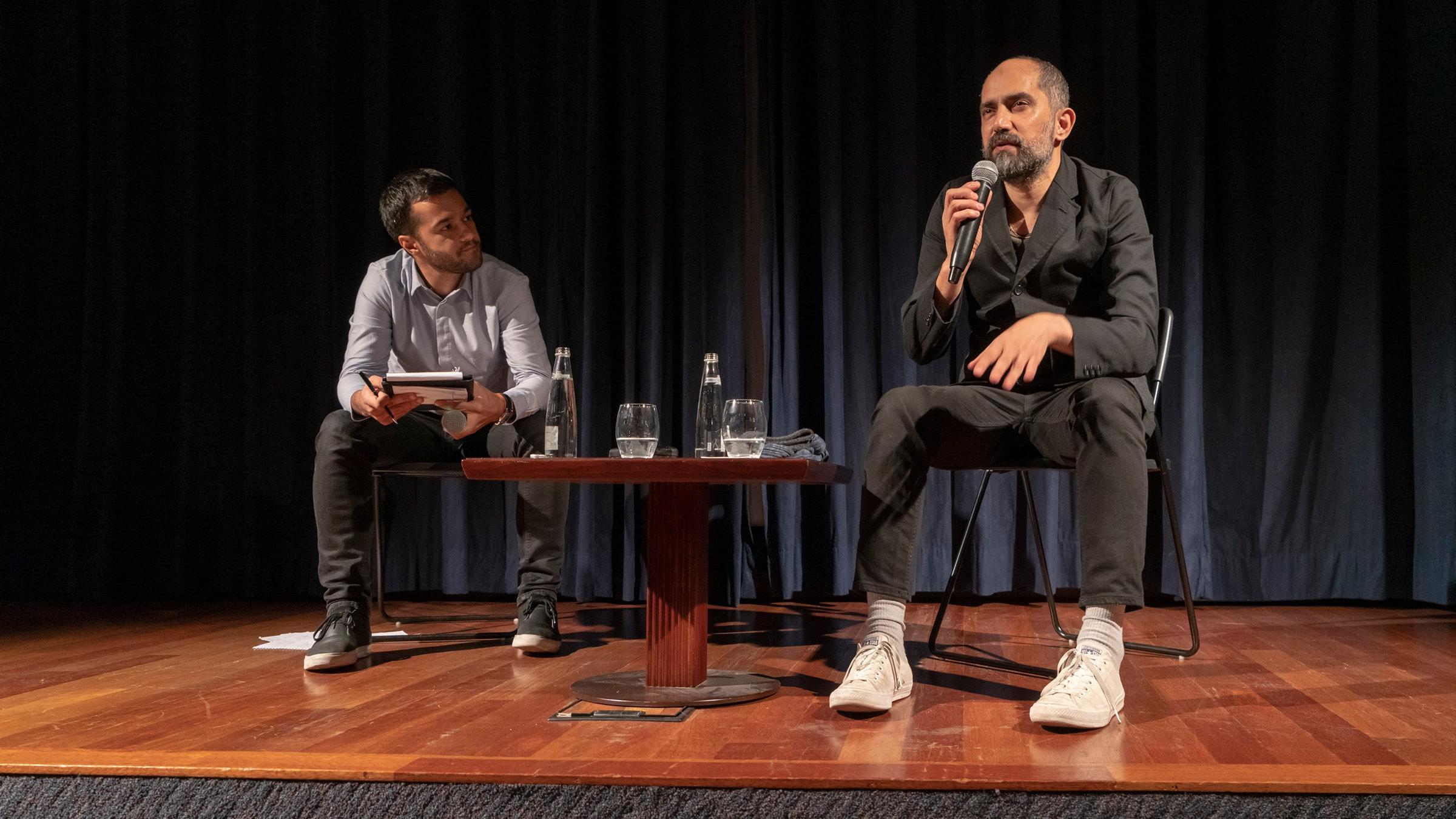 Director Shlomi Elkabetz in Conversation