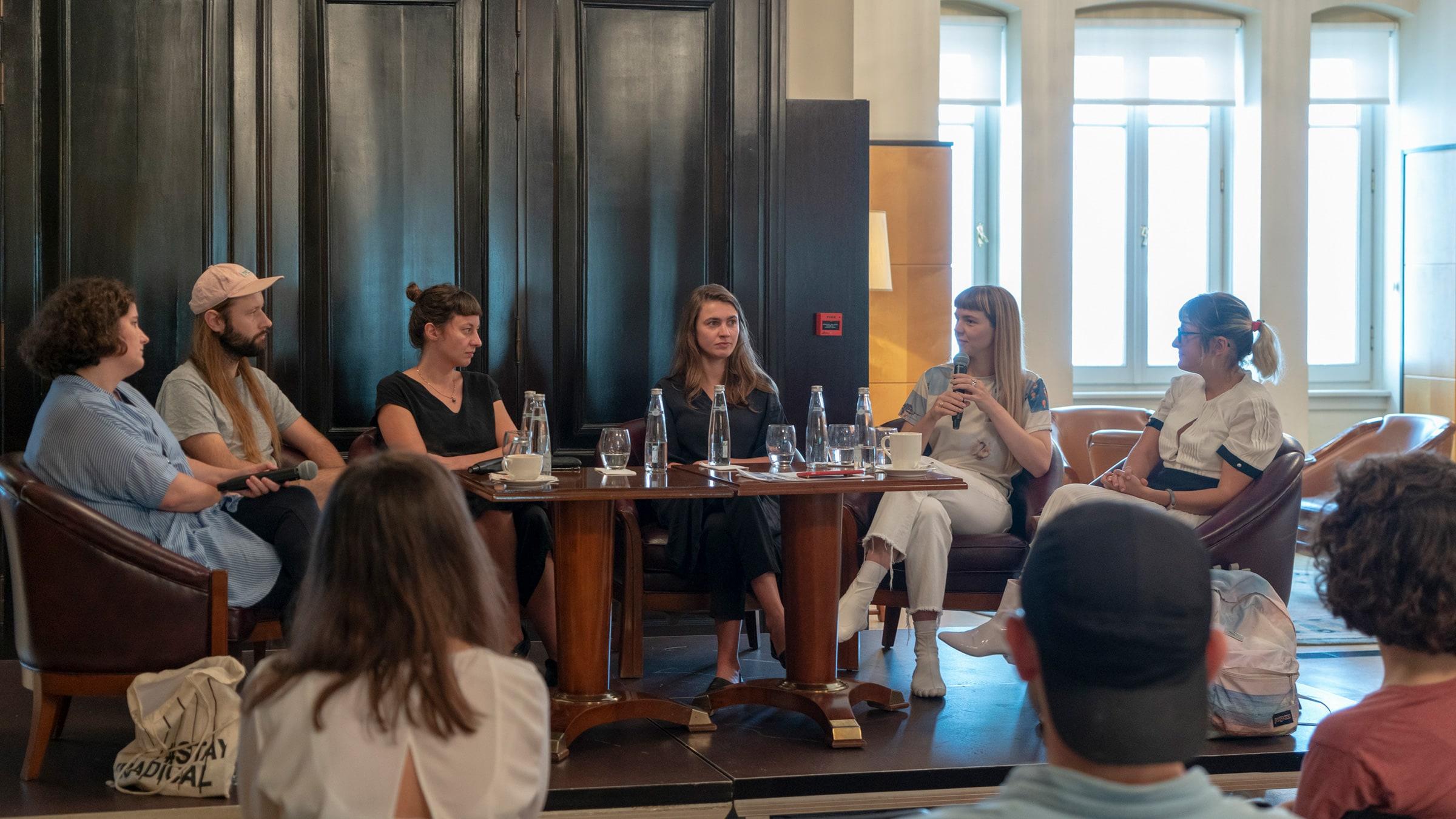 Designer Conversations <br> LegrandJäger + AATB