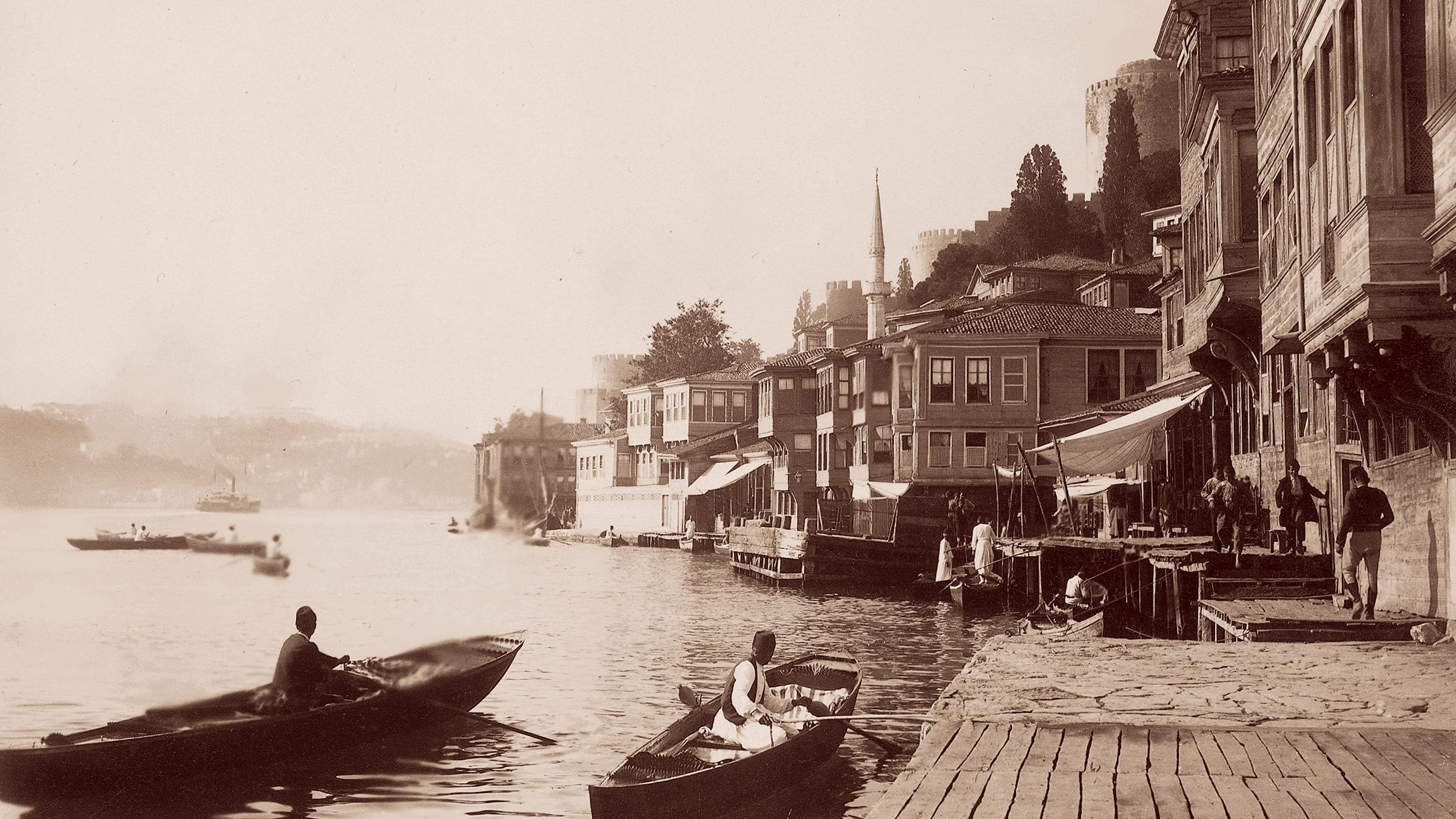 From Konstantiniyye to Istanbul