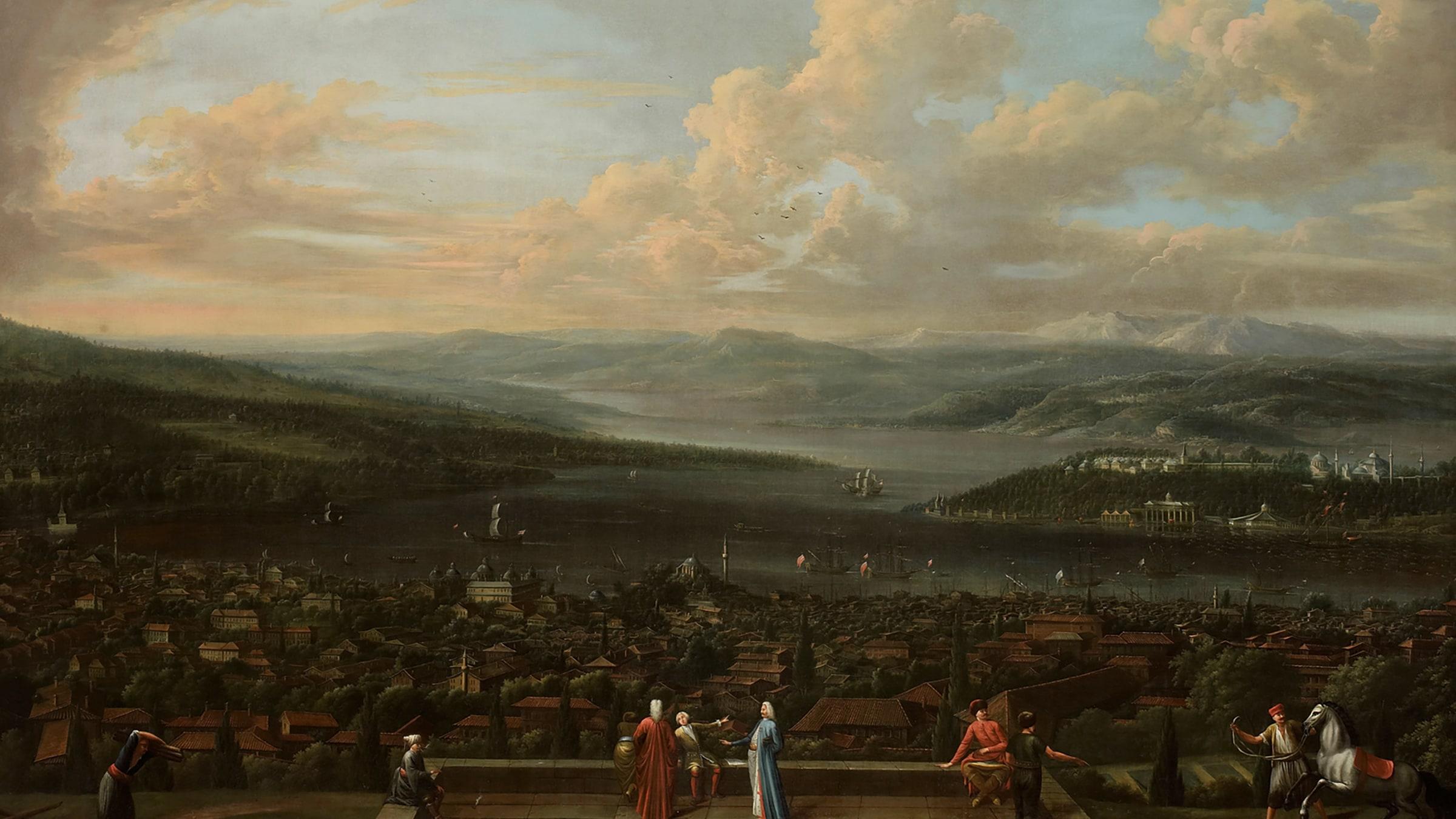Sultans, Merchants, Painters