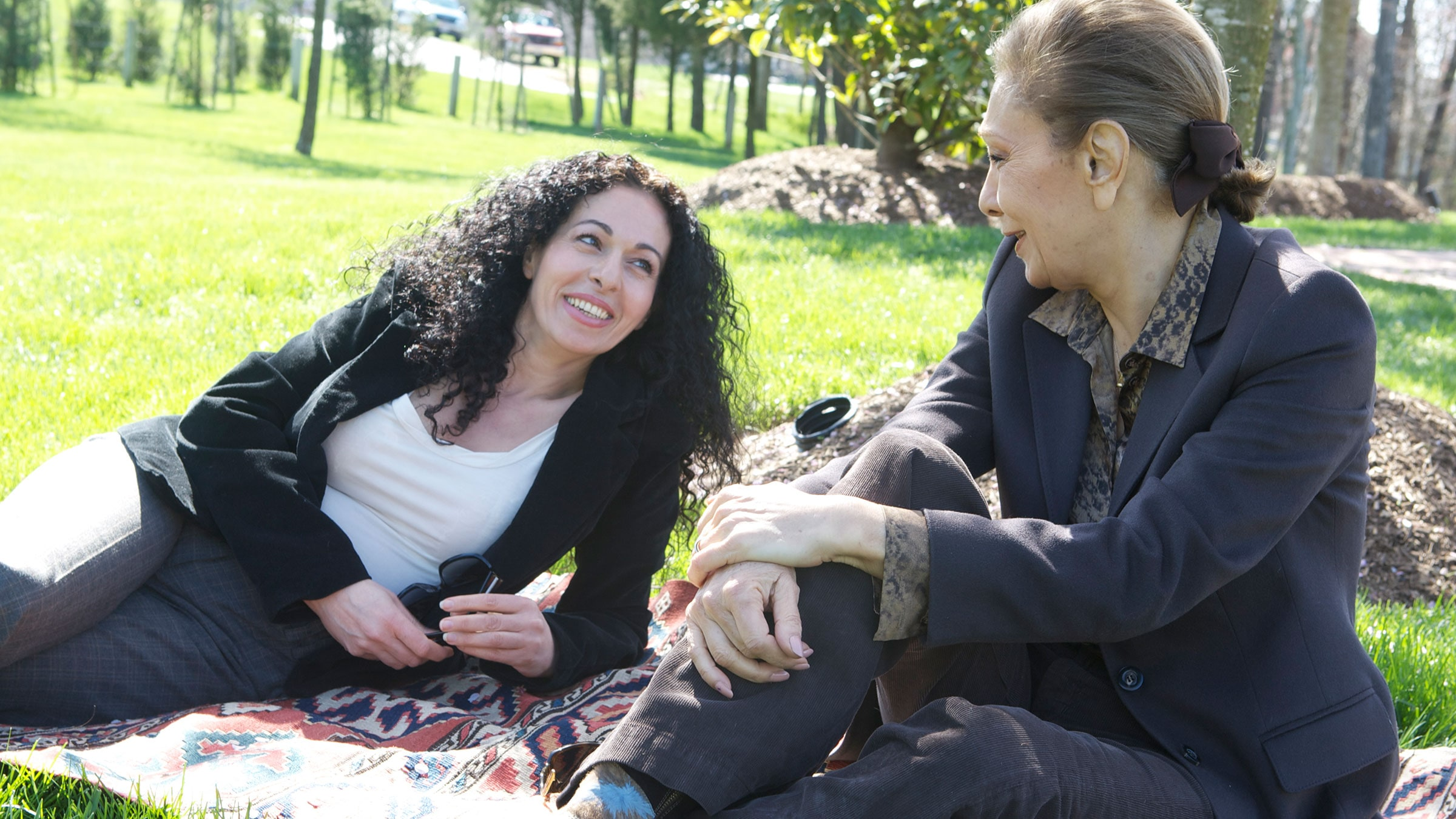 Nahid Persson Sarvestani: Documentaries<br/>Filmmor Women's Film Festival