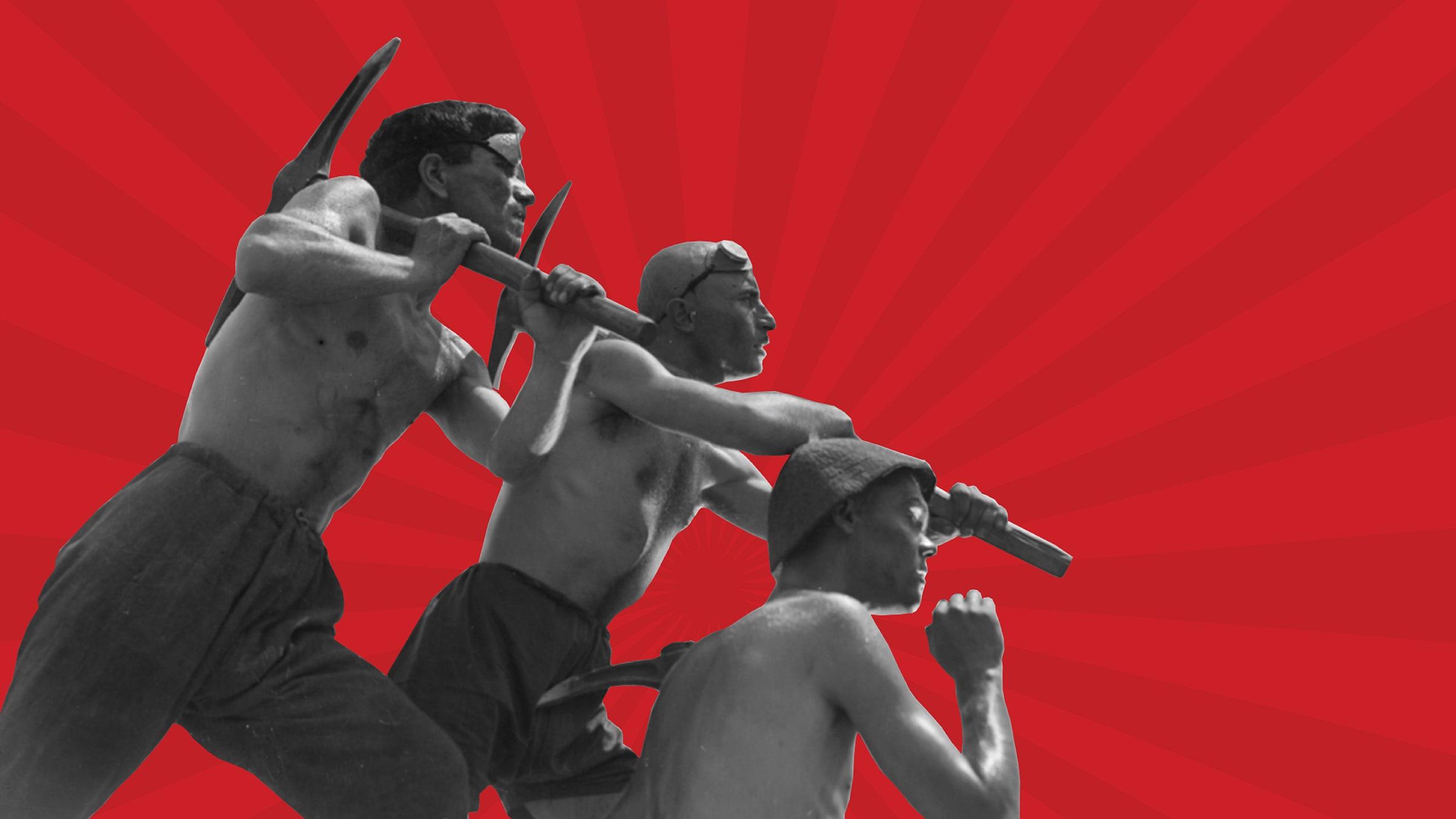 Red Revolution <br> Soviet Gems