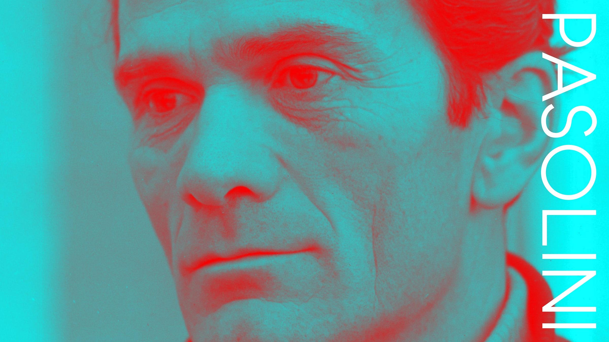 Pier Paolo Pasolini <br/>40th Anniversary