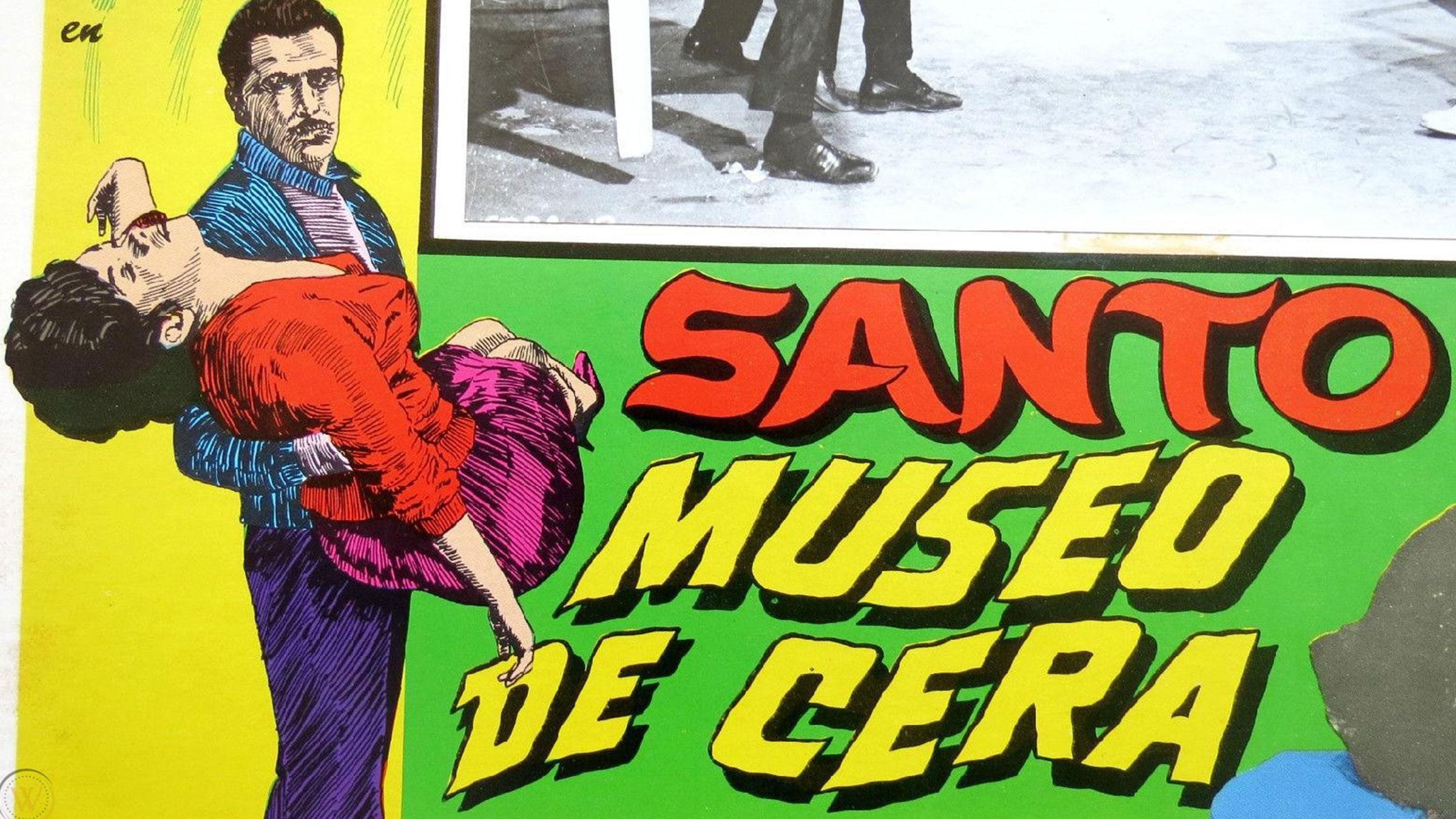 El Santo, Superstar from Mexico!