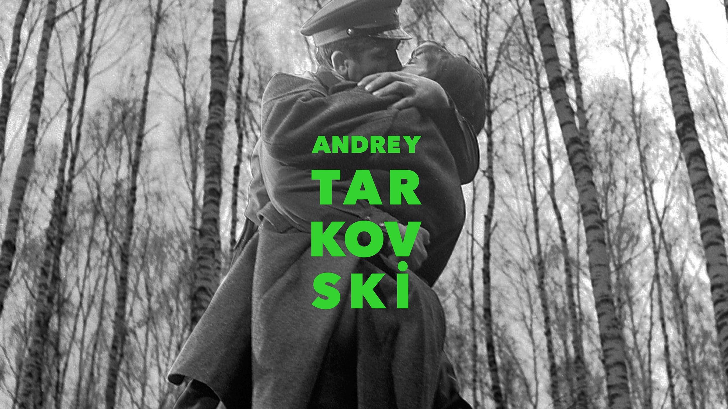 Andrei Tarkovsky <br/>Sculpting In Time