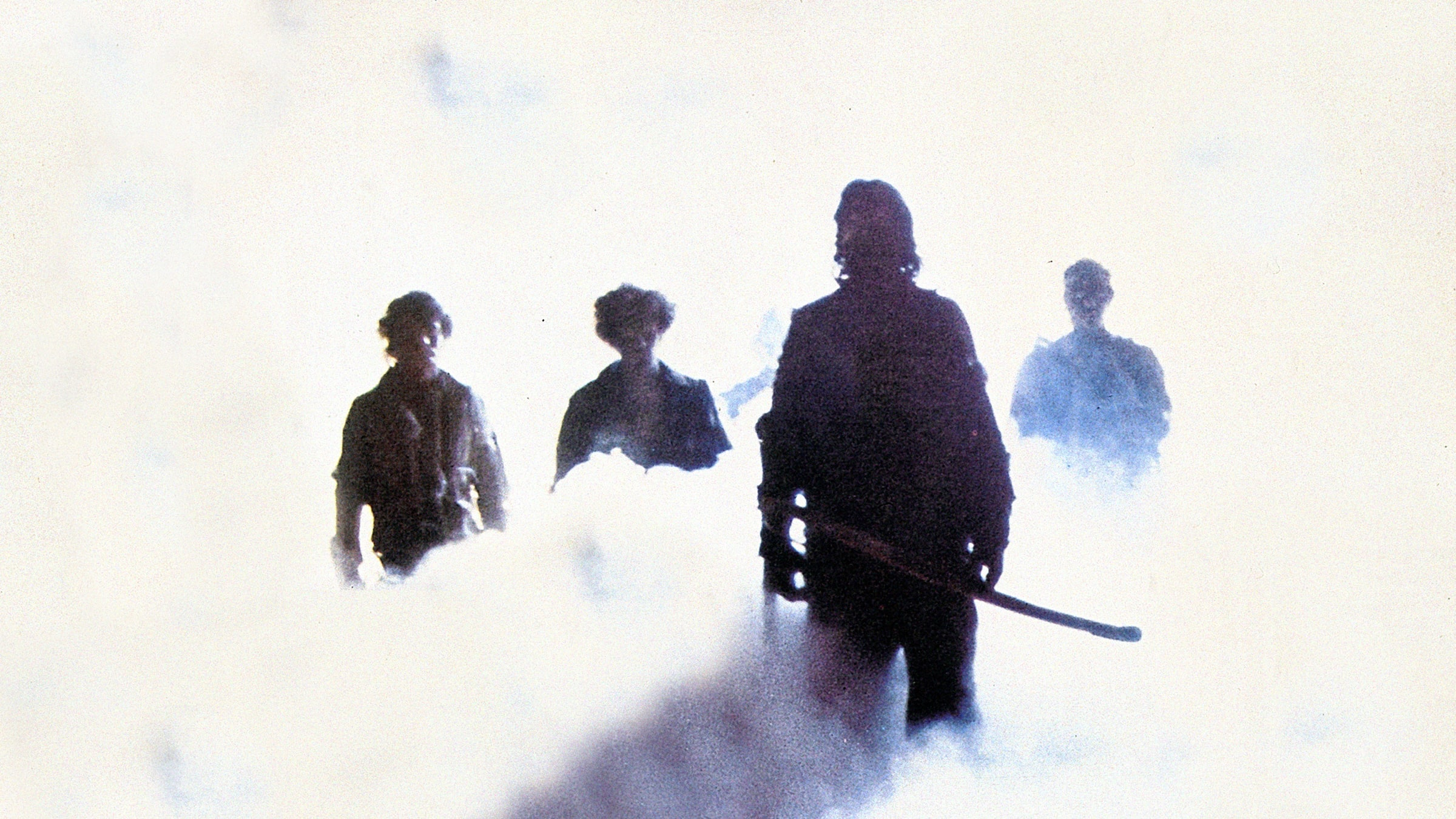 The Fog: There's something in the fog!