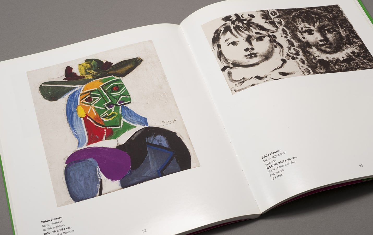 Prints, Drawings, Watercolors by the Masters of the 20th Century