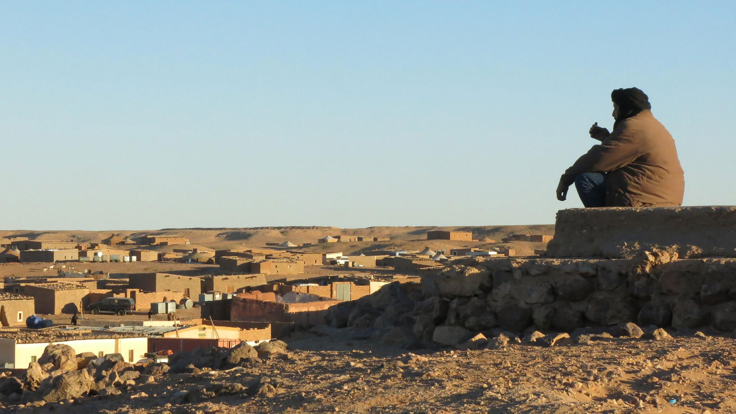 Life is Waiting <br/>Referendum and Resistance in Western Sahara slide 1