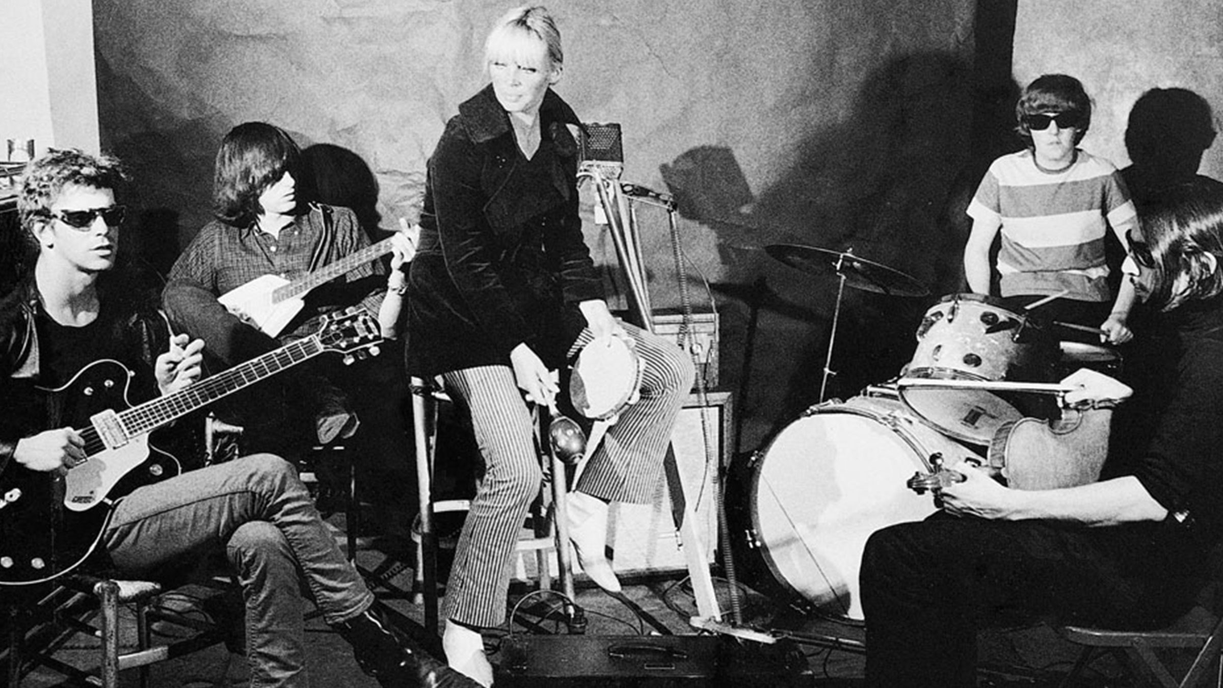 A Symphony of Sound: The Velvet Underground and Nico slide 0
