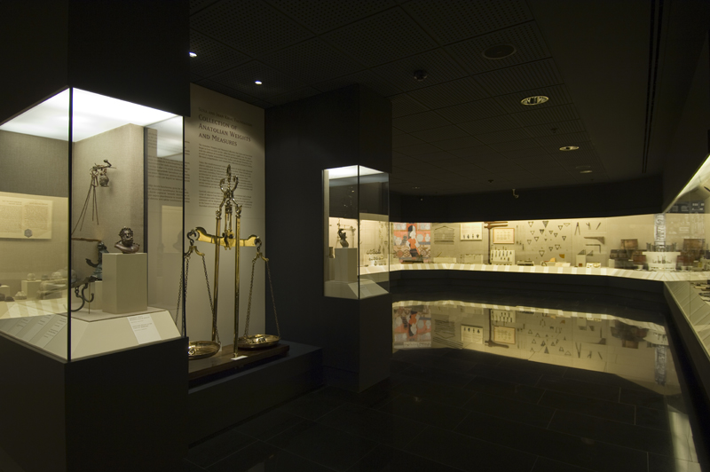 Suna and İnan Kıraç Foundation Collection of Anatolian Weights and Measures gallery 1