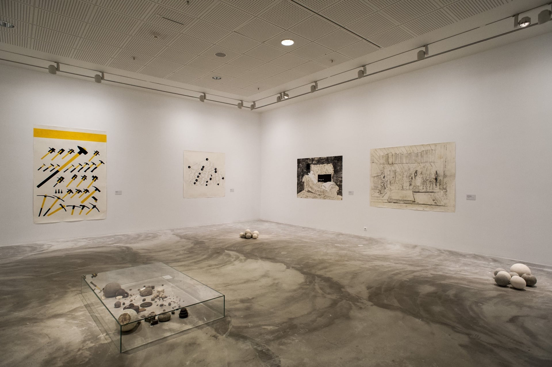 The 14th Istanbul Biennial gallery 7