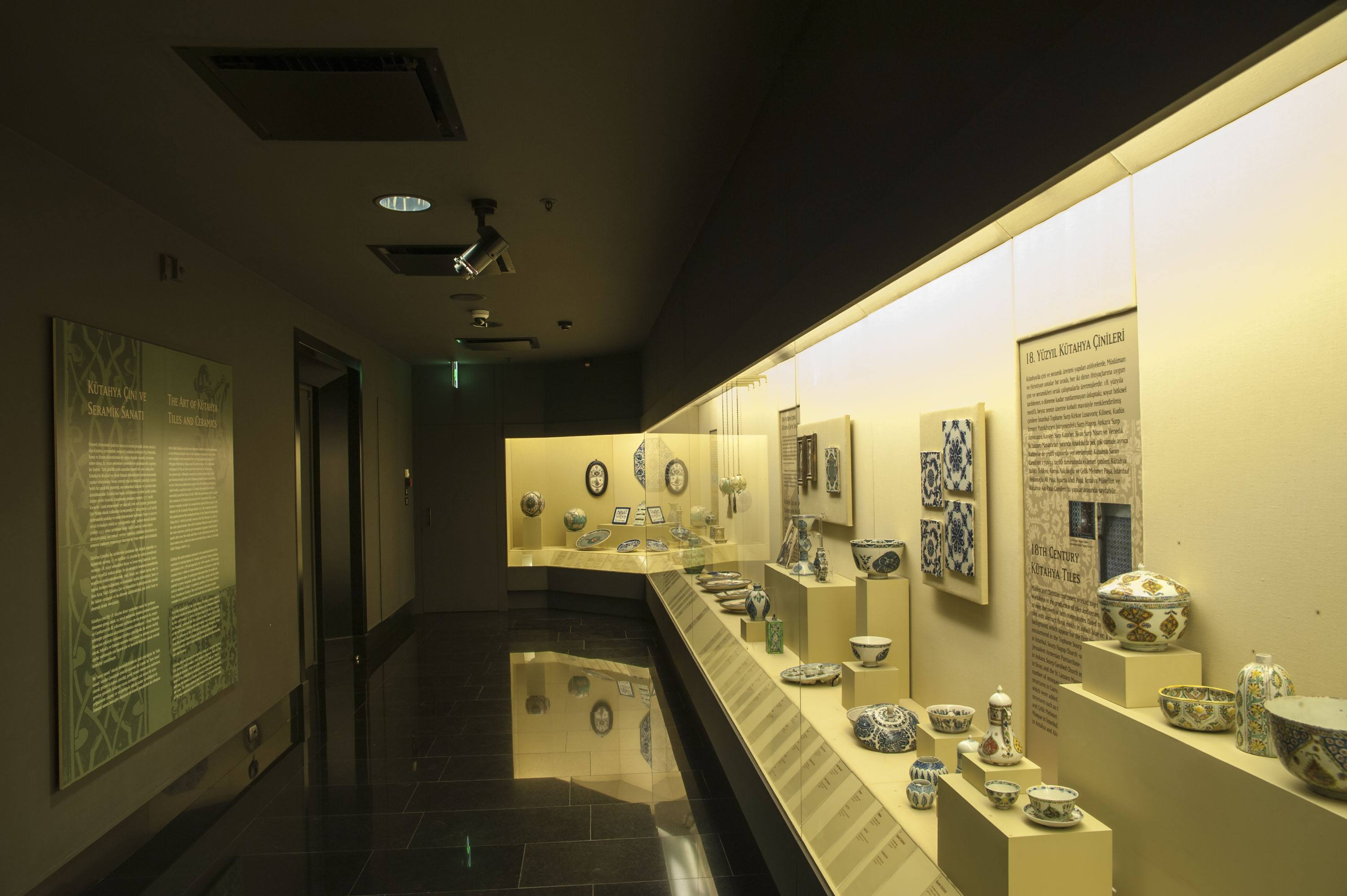 Kütahya Tiles and Ceramics Collection gallery 1