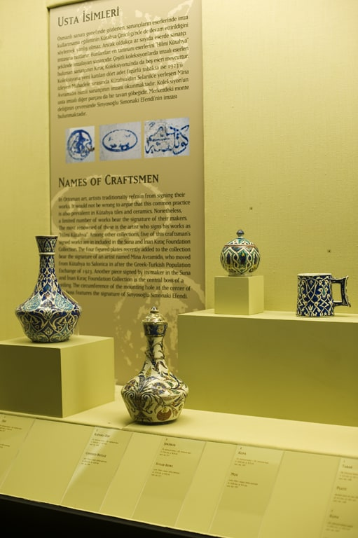Kütahya Tiles and Ceramics Collection gallery 4