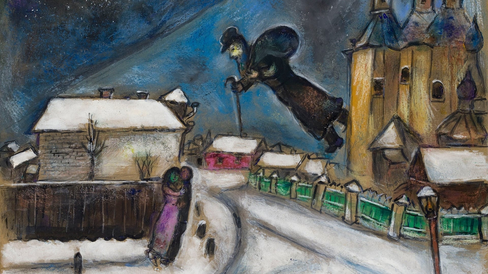 Marc Chagall slide 2