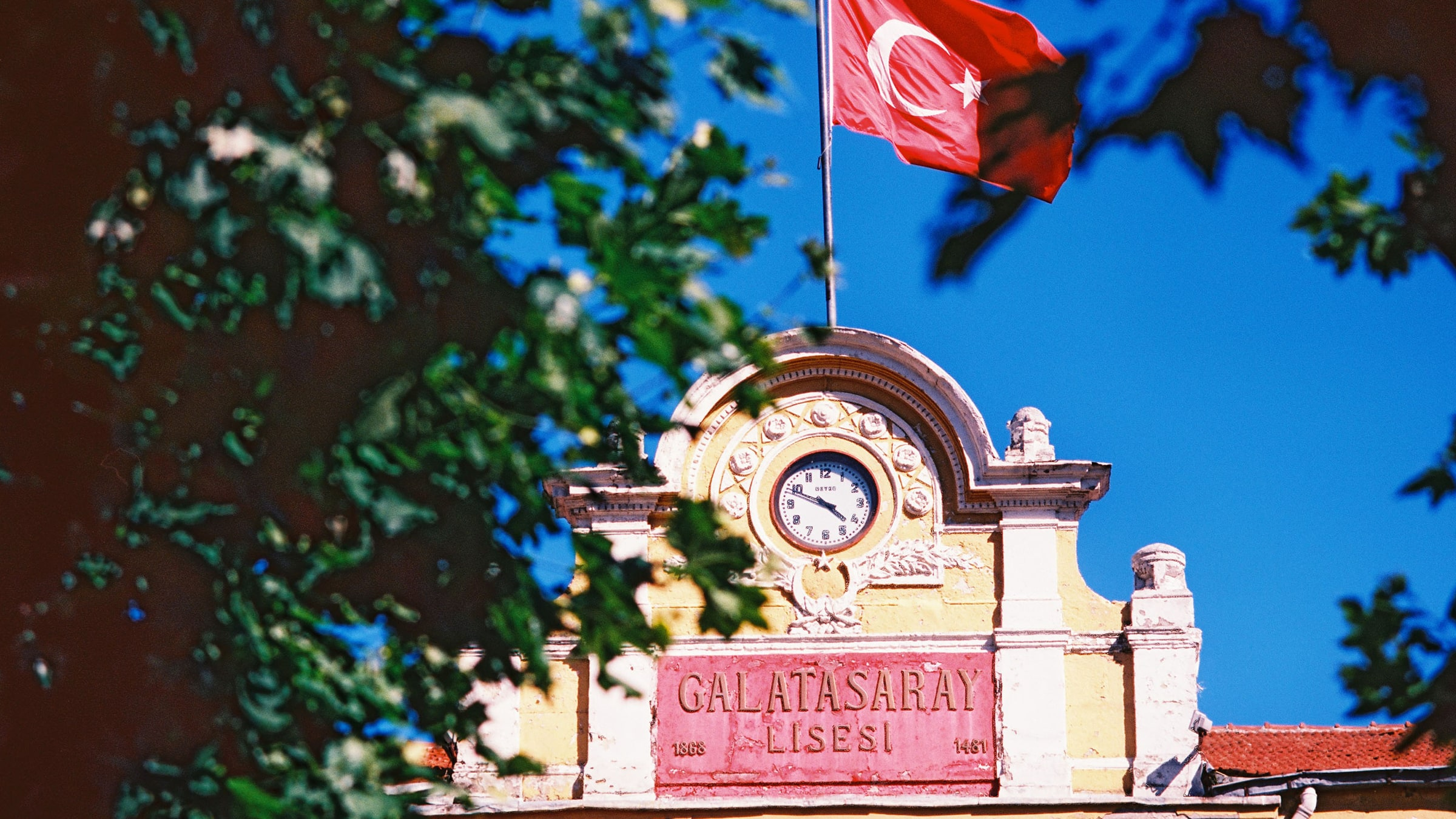 School Square<br> Galatasaray slide 3