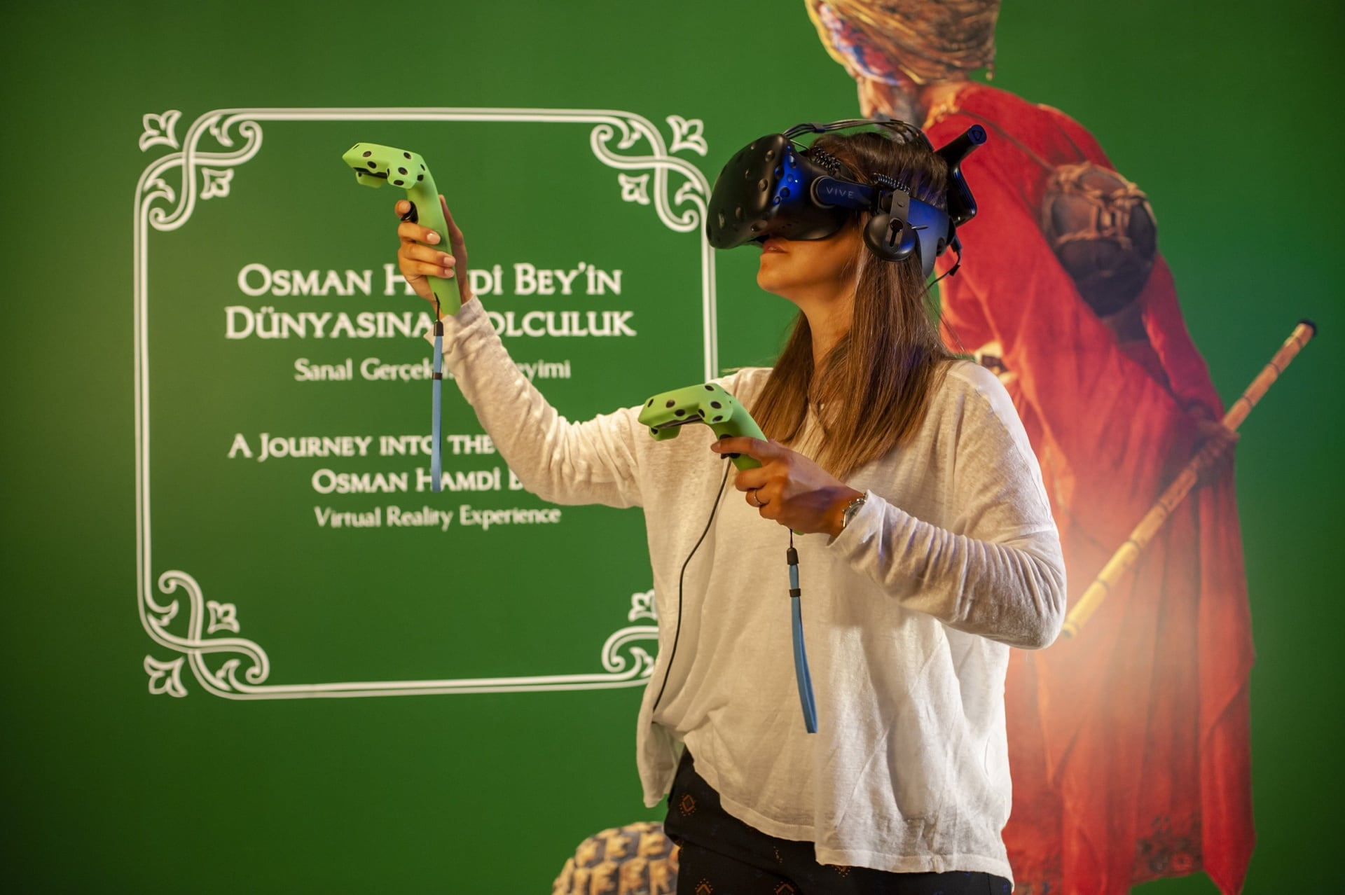 A Journey into the World of Osman Hamdi Bey<br>Virtual Reality Experience gallery 5