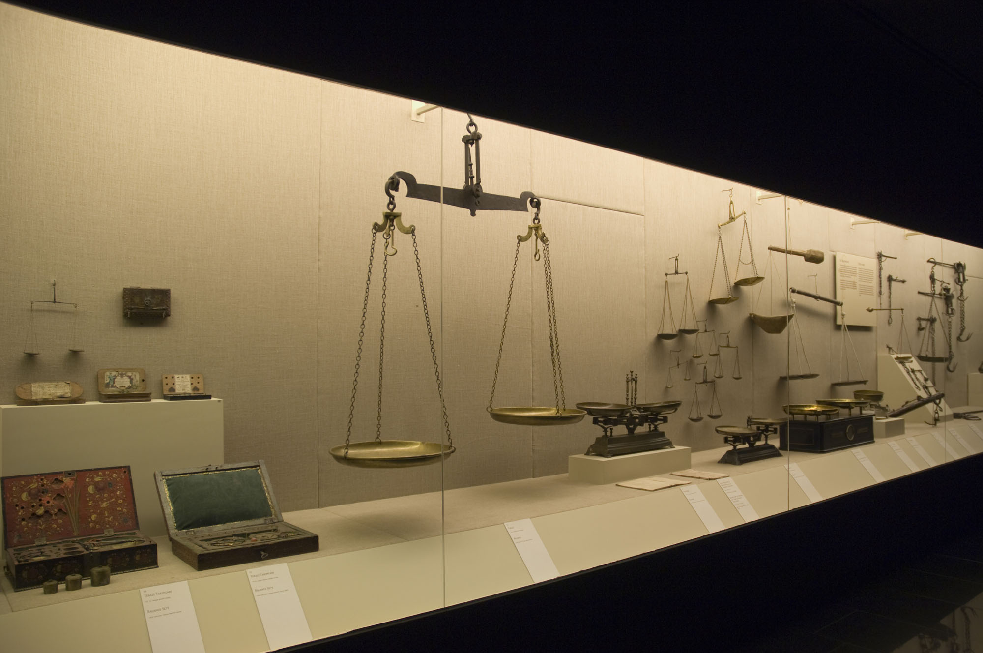 Suna and İnan Kıraç Foundation Collection of Anatolian Weights and Measures gallery 5