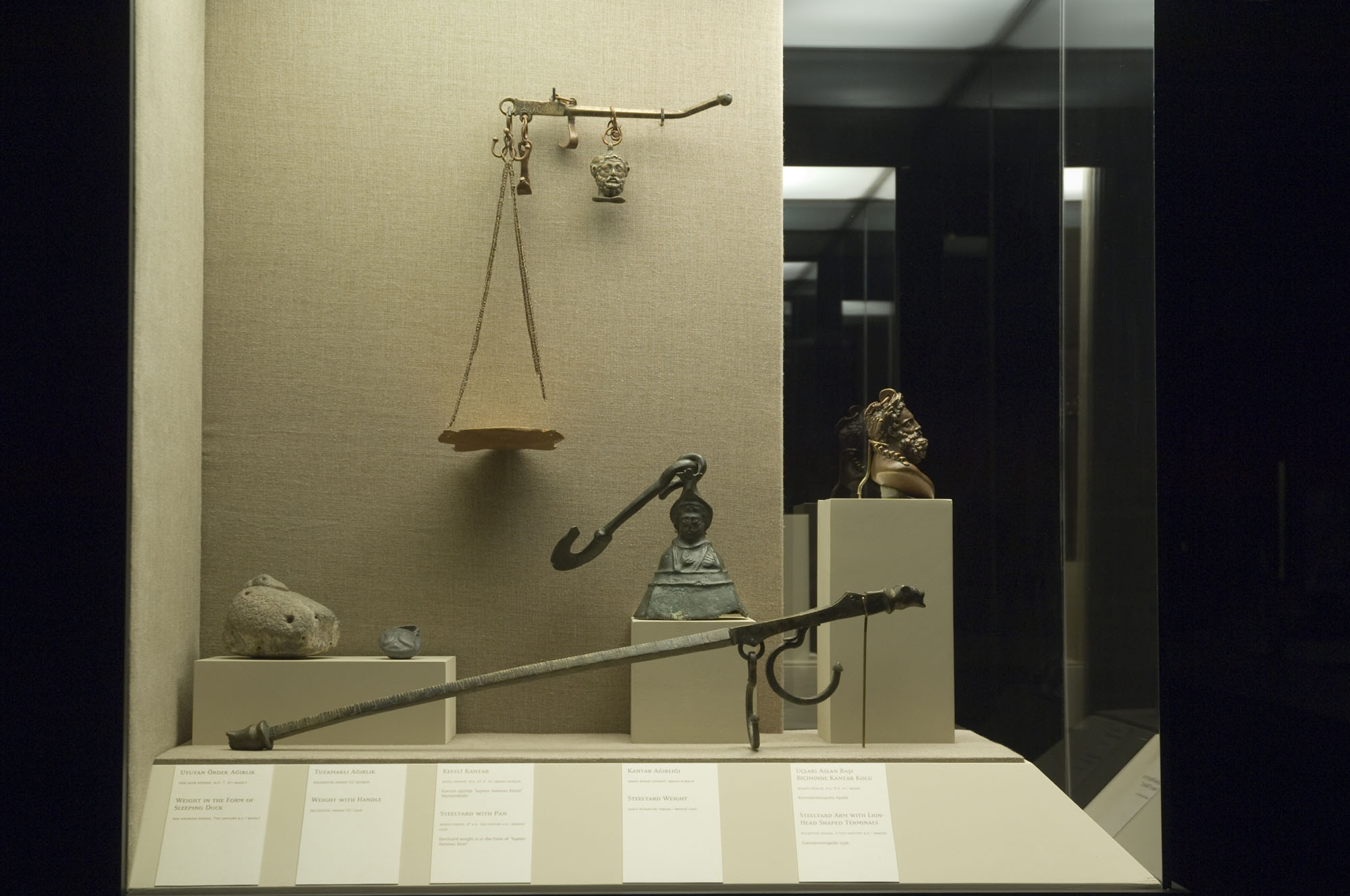 Suna and İnan Kıraç Foundation Collection of Anatolian Weights and Measures gallery 6