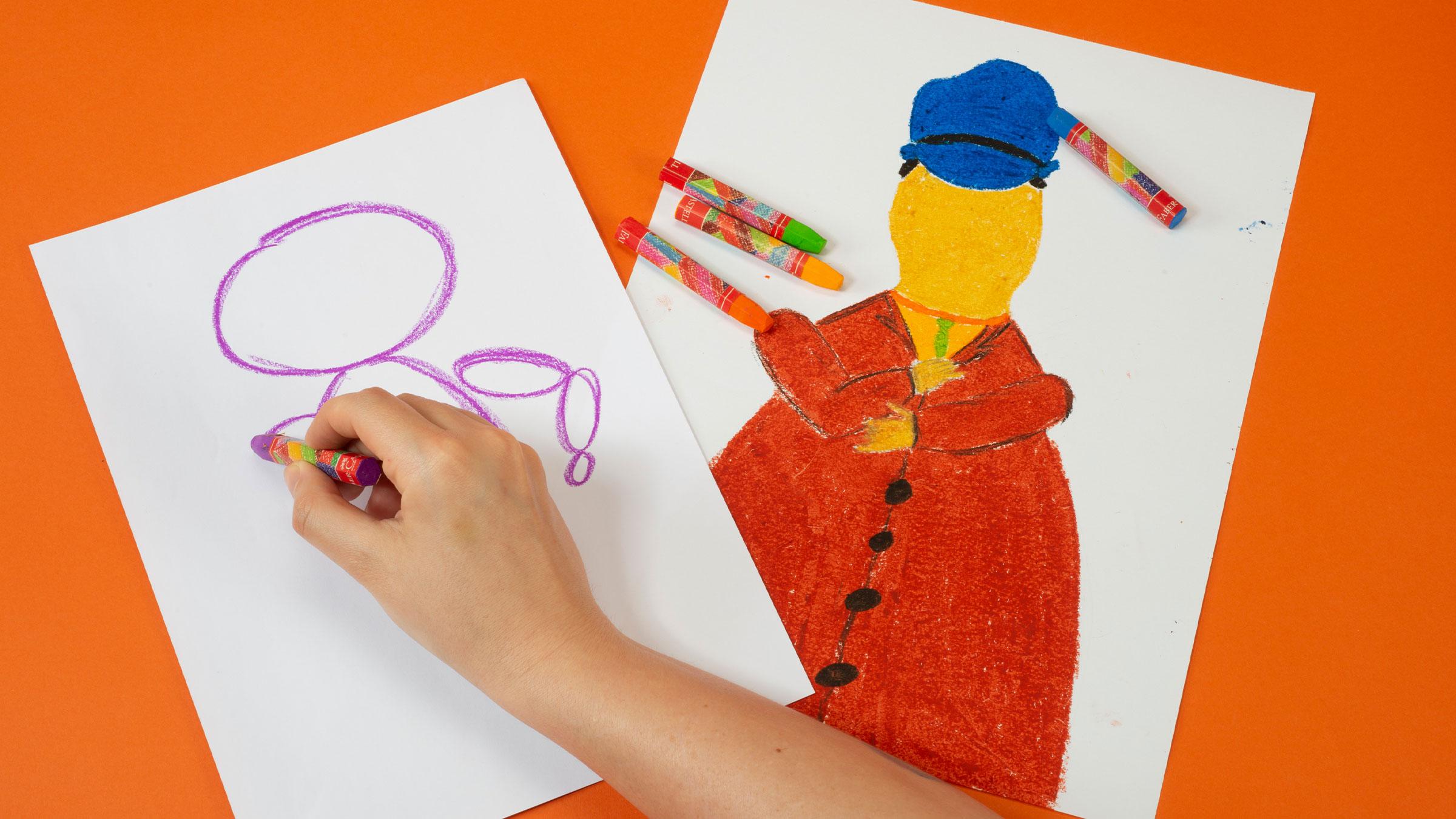 Voluminous Figures Drawing Workshop