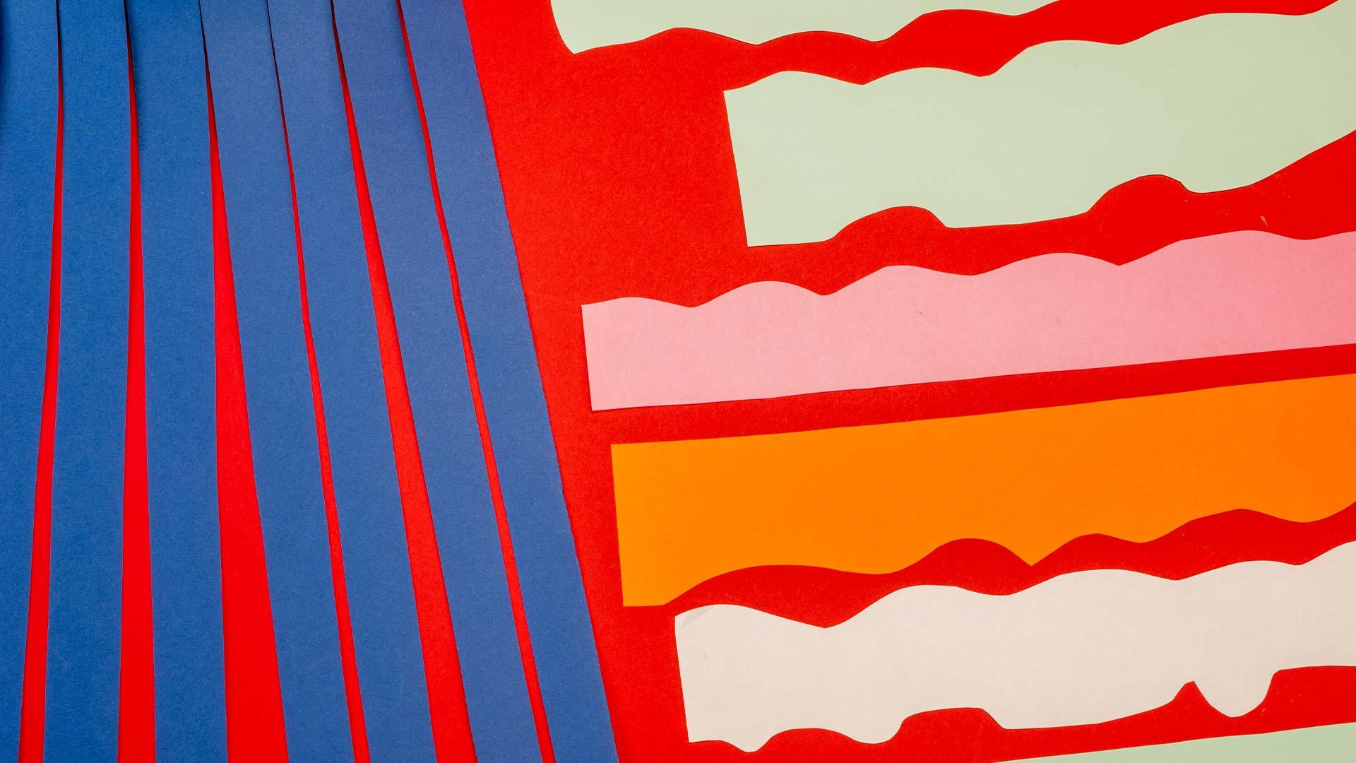 Paper Weaving Designs