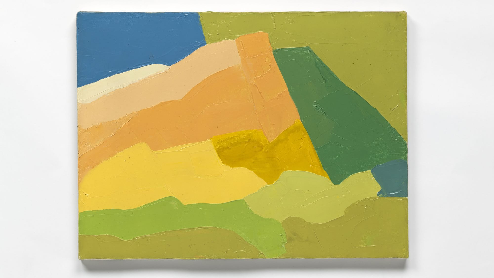 Etel Adnan: Impossible Homecoming  Online Exhibition Tour