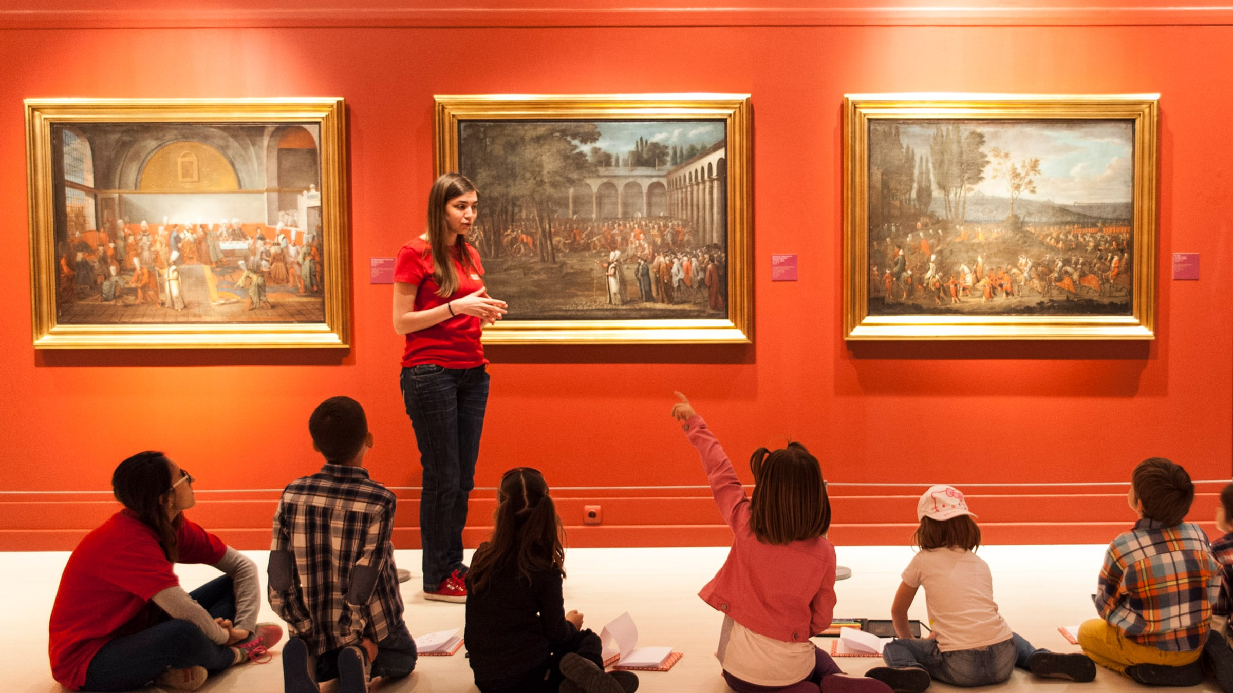 Collection Exhibitions Learning Programs