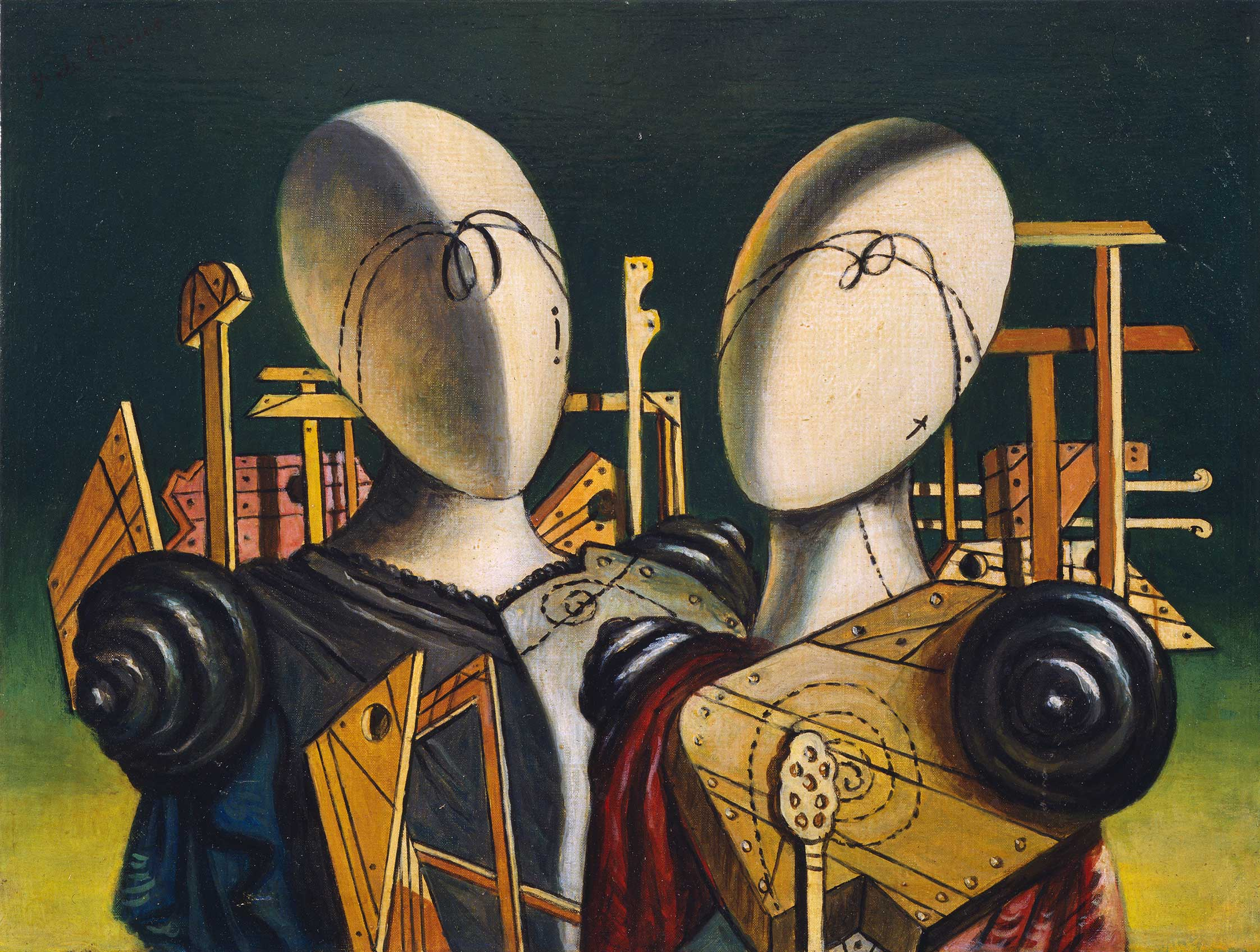When Metaphysical Art is Mentioned, His Name Comes to Mind <br>  Who Is Giorgio de Chirico?