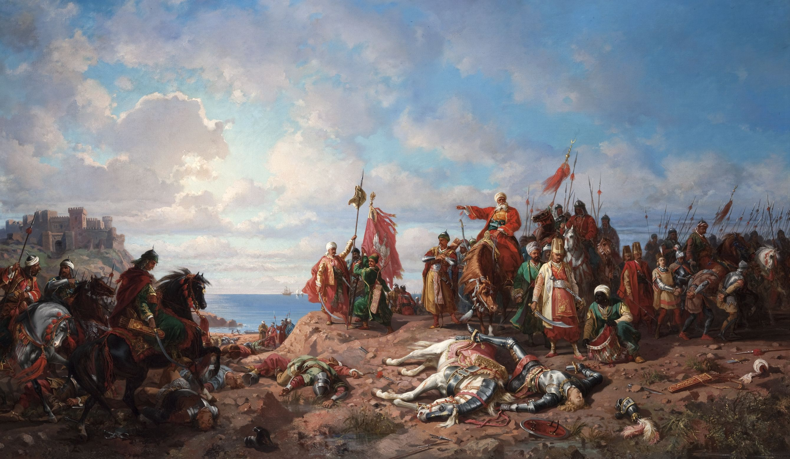 The Battle of Varna