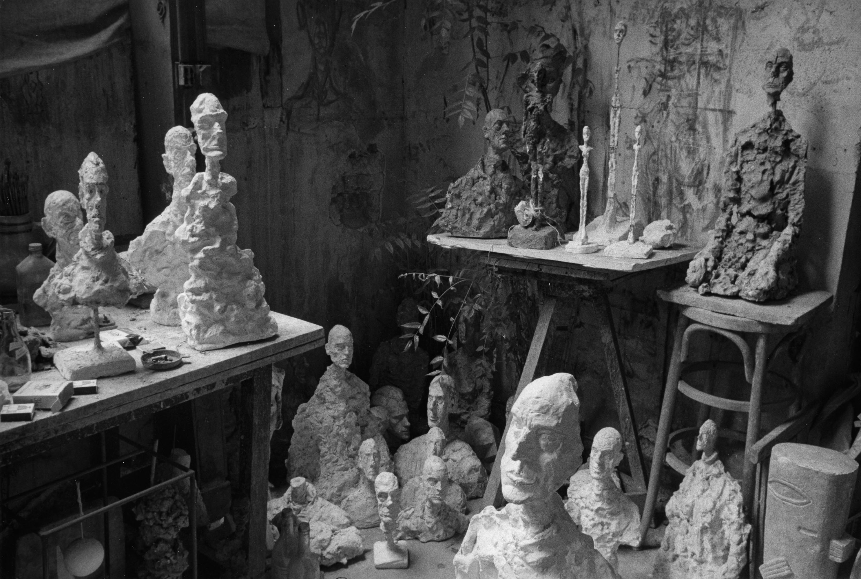 Giacometti's Final Works