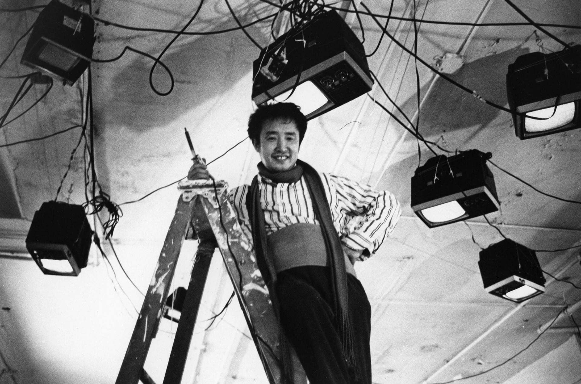 Nam June Paik Video Art's Pioneer