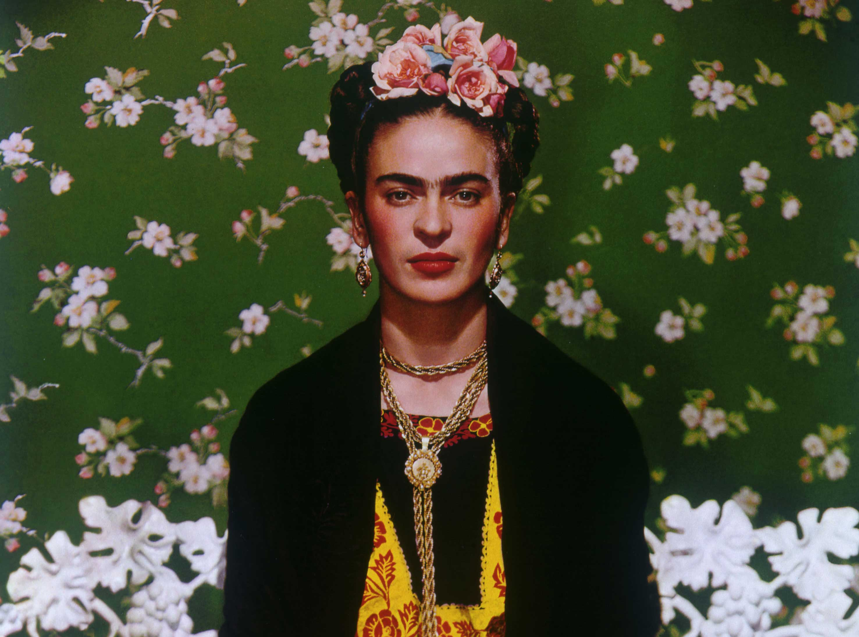 With Her Beloved Diego, Mexico, Nickolas and the Masterpieces She Painted From Her Bed: Frida Kahlo